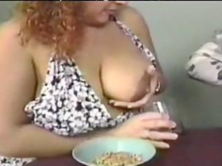 new milk for the breakfast mature older porn