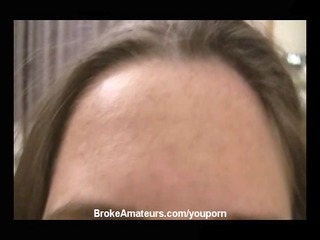 dilettante wife screwed and acquires a facial
