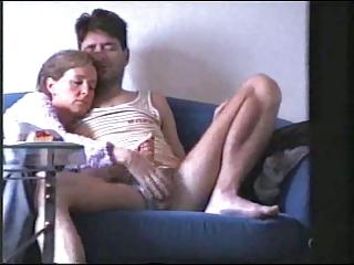 wife masturbates the ramrod