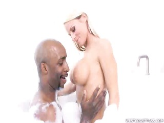 sexy mama celeste interracial