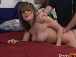 d like to fuck acquires drilled by corpulent stud