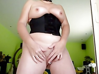 pierced aged french sluts tease, blow and fuck by