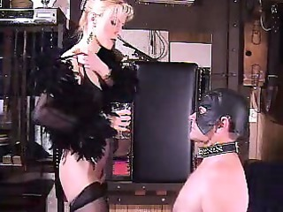 sexy outlandish aged dominatrix-bitch bizarre