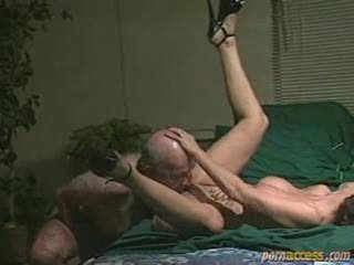 the old chap fucks his sons wife