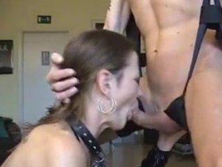 german older gives ideal blowjob