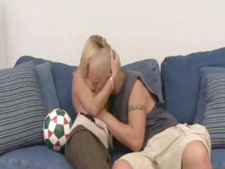 soccer mama pounded