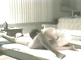 wife elaine on the living room floor 7(cuckold)