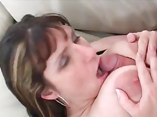 amazing natural titted mature