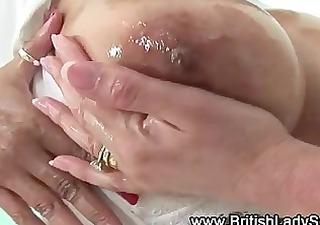 breasty nurses give tit job