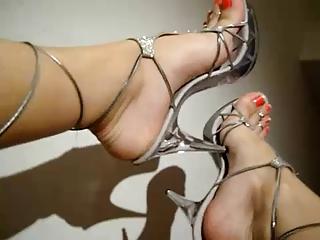 wife fresh fuck me hard shoes!