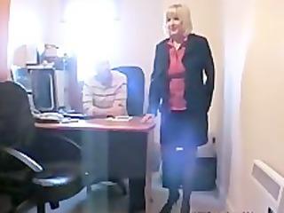 aged british blonde sucks and bonks 1 younger
