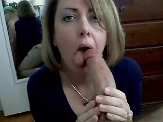 my wife loves large mouthfuls