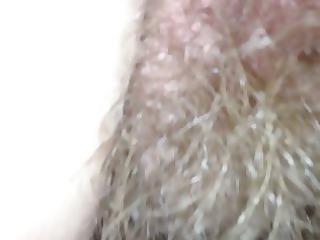 my wifes hirsute anus &; pussy.