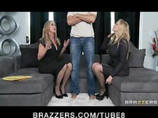 bigtit blonde mother i doxies julia ann brandi