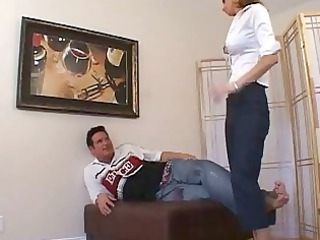 breasty mother i receives her taut slit pounded