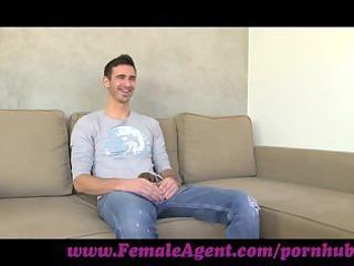 femaleagent. d like to fuck tests men endurance