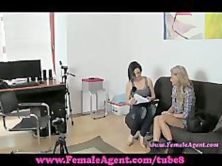 femaleagent. agent of crave