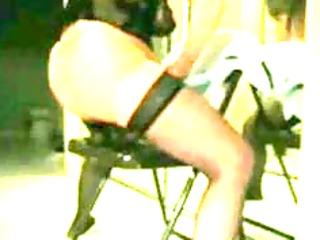 marierocks 52 plus milf sitting on a sex toy