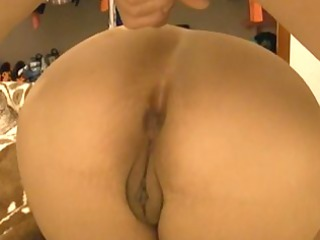 wifey taking my cumshots