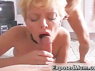 milf with a pinned clit