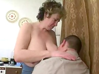 aged woman fucked