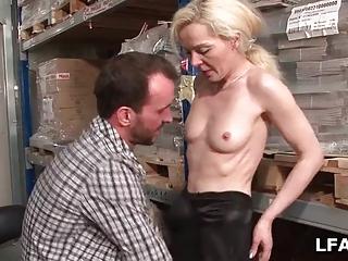 gorge profonde pour cette d like to fuck avant de