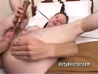 bizarre shaggy aged non-professional anal fucking
