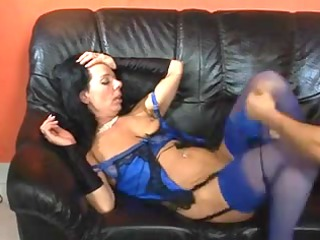 older sweetheart fucks and sucks then swallows
