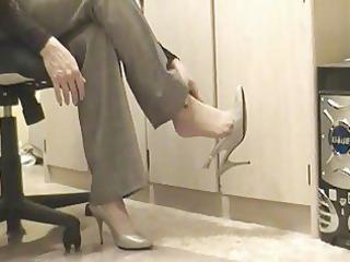 office shoeplay vid 10 trailer