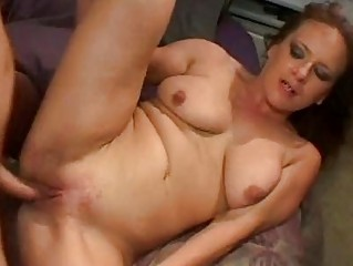 slutty hawt momma victoria red receives boned