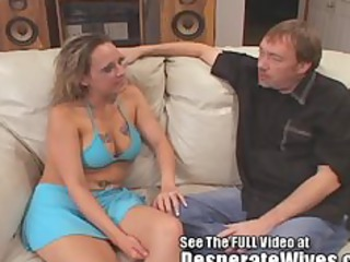 doxy wife donna eating sexy cum loads