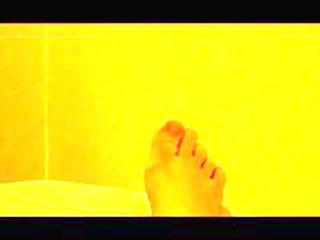 my wifes feet 4