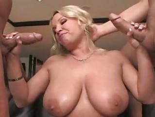 heafty momma rachel love works huge weenies with