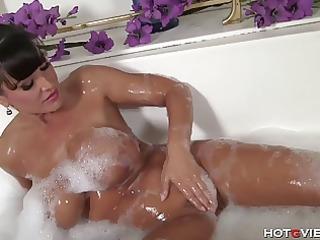 bubble baths boobies