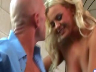 bree olson getting drilled after engulfing cock