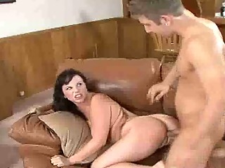 a milf truly going mad over this dudes pecker