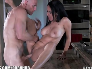 breasty latin babe wives ride the most good cock