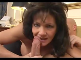 big boobed black brown aged acquires drilled