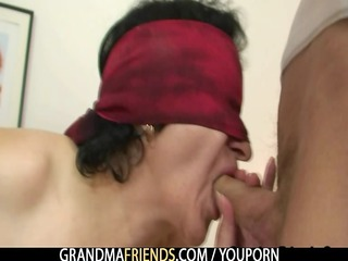 granny enjoys fucking cocks