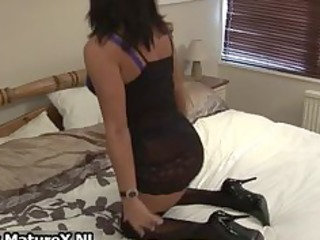 fleshly mature lady with large titties loves part3