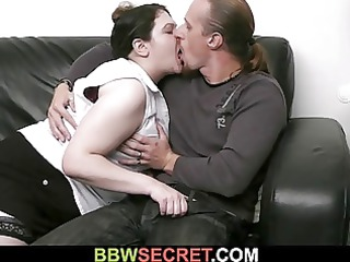 wife finds huge whore riding his meat