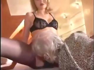 blonde nicole and mature man