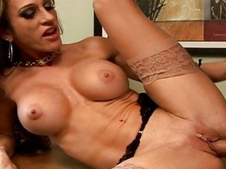 excellent busty mother i receive a dick on a table