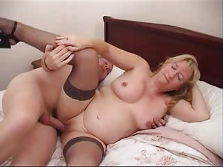 breasty british aged housewife