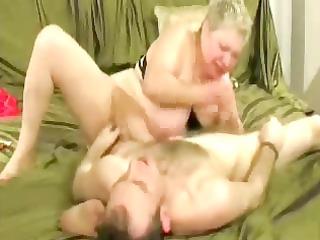 slut granny enjoys with younger man. dilettante