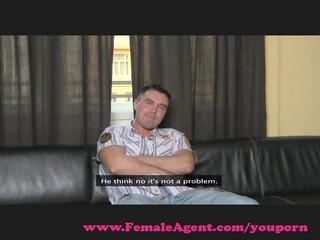 femaleagent. bold casting gets dominated