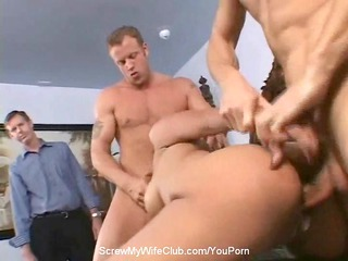 anal 7some with swinger wife