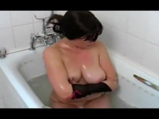 busty mother i in the bathroom
