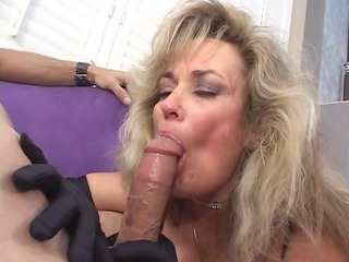 mother id like to fuck slut takes sucks a lad off