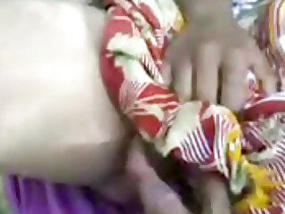 north indian aunty giving blowjob to her customer